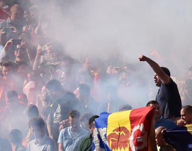UEFA a deschis o procedura disciplinara impotriva Romaniei! Suporterii tricolorilor au...
