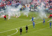 Euro 2016. UEFA a deschis proceduri disciplinare impotriva Croatiei si Turciei din cauza incidentelor provocate de fani