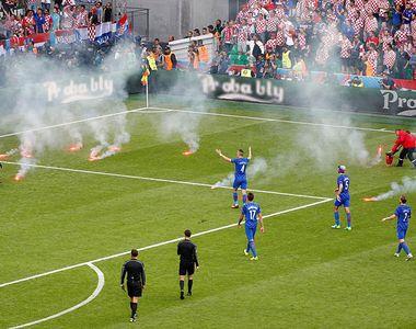 Euro 2016. UEFA a deschis proceduri disciplinare impotriva Croatiei si Turciei din...