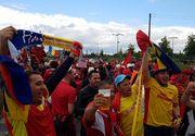 Euro 2016. Romania-Albania, meciul care ar putea aduce o calificare. Primii fani ai Romaniei au ajuns deja la Stade de Lyon