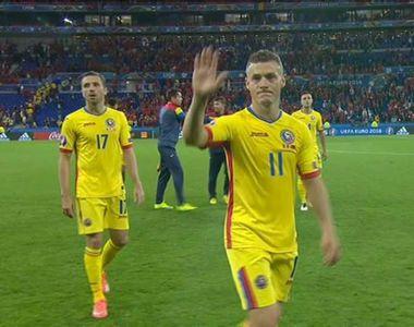 "Reactii dupa eliminarea de la Euro 2016. In timp ce Sapunaru spune ca ""n-a vrut sa..."