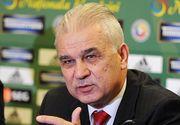 Anghel Iordănescu: Regretăm rezultatul, dar nu e o seară aşa neagră; dacă analizăm situaţia fotbalului nostru, eu zic că a fost o performanţă că am fost aici