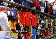 Meciul cu Albania nu s-a lasat doar cu dezamagire, ci si cu o gaura uriasa in buzunarele comerciantilor de articole sportive