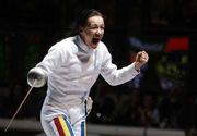 Simona Gherman a învins-o pe Ana Maria Popescu şi a câştigat titlul european la spadă