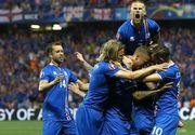 Echipa nationala a Angliei a fost eliminata in optimile de finala ale Euro 2016 de nationala Islandei, debutanta la competitia continentala, scor 2-1