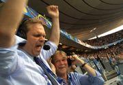 Reactia fabuloasa a comentatorului islandez dupa victoria cu Anglia a devenit virala. Cum a trait faimosul comentator finalul meciului