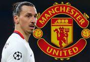 Zlatan Ibrahimovic a semnat cu Manchester United!