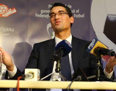 Presedintele FRF va incasa prima de 90.000 de euro pentru calificarea la Euro 2016,...