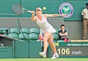 Simona Halep a pierdut in sferturi la Wimbledon. A fost invinsa de nemtoaica Angelique Kerber