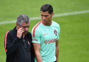 Antrenorul Portugaliei, noua campioana europeana, are un duhovnic roman! Fernando Santos si preotul Cristian Gaspal s-au cunoscut la Atena