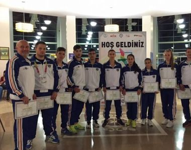 Sportivi romani medaliati cu aur si bronz la Campionatul Mondial Gimnazial din Turcia