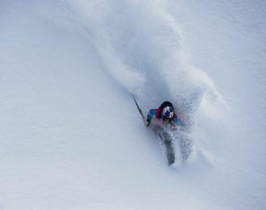 O schioare profesionista si-a pierdut viata in timpul unei filmari in muntii Anzi