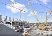 """Lucrarile la noul stadion din Craiova avanseaza rapid, iar primarul da asigurari ca nu va exista nicio zi de intarziere. Cand va fi gata noul """"Ion Oblemenco"""""""