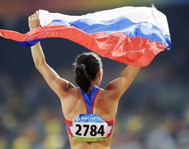 Dupa ce atletii rusi au fost exclusi de la Jocurile Olimpice de la Rio, Rusia isi face...