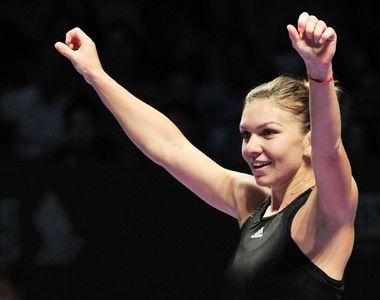 """Simona Halep, """"jucatoarea lunii"""" iulie in circuitul WTA cu 84% din voturi. In..."""