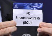 Adversari din Anglia pentru Steaua si Astra in Cupele Europene. Machester City vine la Bucuresti