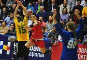 JO 2016. Romania, umilita de Brazilia la handbal, in al doilea meci din grupa A, scor 13-26
