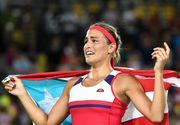 Surpriza uriasa la Rio! Turneul de tenis feminin a fost castigat de o jucatoare clasata pe locul 34 in lume!
