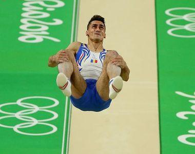 Marian Dragulescu s-a clasat pe locul 4 in finala de la sarituri de la Jocurile...