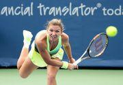 Simona Halep s-a calificat in semifinale la Cincinnati, dupa o revenire spectaculoasa in meciul cu Agnieszka Radwanska