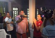 Petrecere la Rio pentru Catalina Ponor. Gimnasta a implinit 29 de ani si a fost sarbatorita cu tort si sampanie
