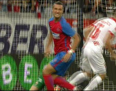 Steaua şi Dinamo au încheiat la egalitate, scor 1-1, derbiul etapei a cincea a Ligii I