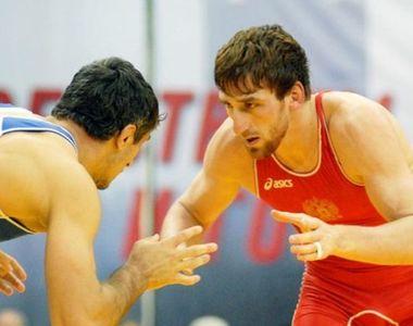 Rio 2016. Albert Saritov a castigat medalia de bronz la lupte libere la Jocurile Olimpice