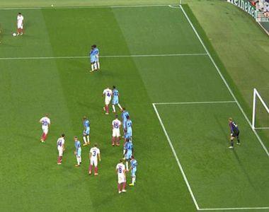 Steaua, învinsa de Manchester City, dupa un gol marcat de Delph. Cu un scor general de...
