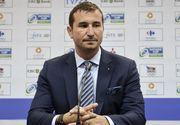 Alin Petrache si-a dat demisia din functia de presedinte al COSR