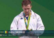 Gabriel Sincraian, medaliat cu bronz la Rio, a ramas fara medalie. A fost prins dopat - Detalii soc despre sportivul care a scris istorie in Brazilia