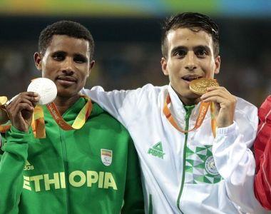 Atletii cu probleme de vedere de la Jocurile Paralimpice, mai rapizi decat campionul...