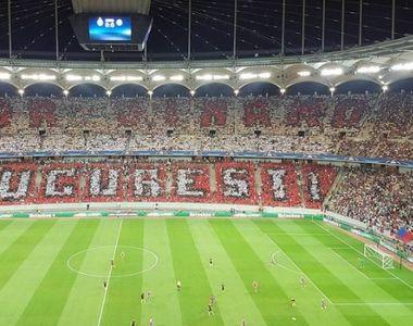Steaua a fost amendata, dupa ce le-a interzis fanilor dinamovisti sa intre cu veste la...