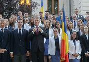 Sportivii cu rezultate la Jocurile Olimpice si Paralimpice vor fi decorati marti de presedintele Klaus Iohannis