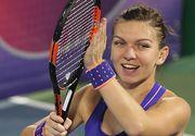 Simona Halep s-a calificat pentru a treia oara in cariera la Turneul Campioanelor