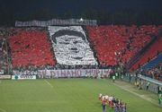 Cătălin Hîldan a fost comemorat la stadionul Dinamo