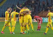 Nationala de Fotbal a Romaniei va juca diseara la Astana, in conditii meteo deosebit de grele