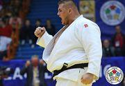 Daniel Natea a luat aur la Grand Slam Abu Dhabi - E prima medalie dupa Olimpiada de la Rio