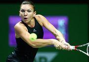 Simona Halep, castigatoarea premiului pentru cea mai frumoasa lovitura a Turneului Campioanelor