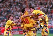 """Momente memorabile din cariera de fotbalist a lui Daniel Prodan. A jucat la cluburi extrem de importante si a fost component al """"Generatiei de Aur"""" a Nationalei!"""