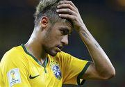 Neymar Jr, implicat intr-un accident rutier. Masina sa, un Ferrari, a fost avariata serios