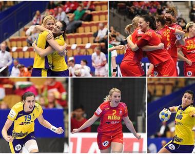România a ratat calificarea in semifinalele Campionatului European de handbal feminin...