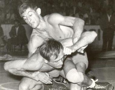 Doliu in sportul romanesc. A murit Valeriu Bularca, singurul campion mondial la lupte...