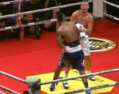 """Lucian Bute a fost invins prin KO de columbianul Eleider Alvarez. """"Acum nu ma..."""