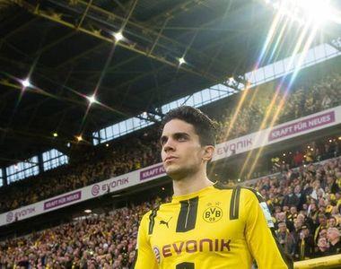 Marc Bartra, fotbalistul ranit in urma exploziei din Dortmund, a fost operat