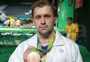 Halterofilul Gabriel Sincraian, suspendat opt ani, pentru dopaj cu testosteron, la JO de la Rio