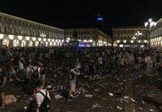 Nou bilant la Torino: Peste 1000 de persoane au avut nevoie de ingrijiri medicale dupa busculada din in timpul meciului Juventus - Real Madrid, din finala Ligii Campionilor
