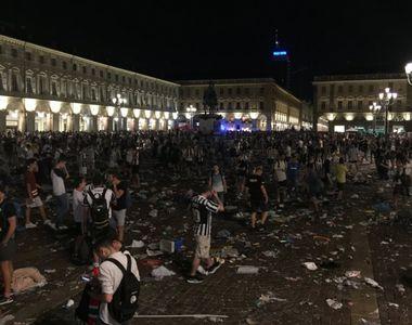 Nou bilant la Torino: Peste 1000 de persoane au avut nevoie de ingrijiri medicale dupa...