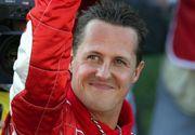 Noi detalii despre starea lui Michael Schumacher. Are numai 45 de kilograme si e mai scund cu 14 cm