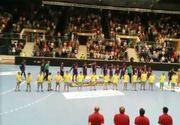 Minut de reculegere inainte de meciul dintre CSM si FC Barcelona, in memoria victimelor atentatului