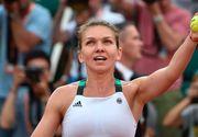 Meci istoric! Simona Halep o invinge pentru prima data pe Maria Sharapova